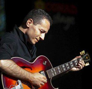 Alessio Capobianco, maestro di chitarra